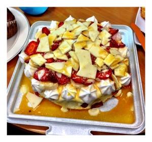 pav cake